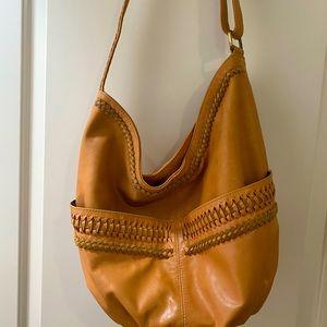 KIVARI Ranges Leather bag Tan